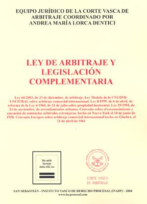 LA y legisl. compl.