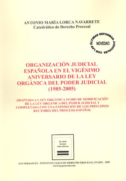 Org. Judicial