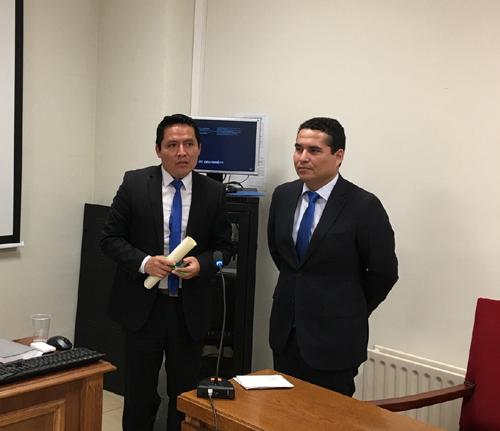 FALLADO EL PREMIO INSTITUTO VASCO DE DERECHO PROCESAL EN SU VIII. EDICIÓN