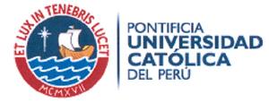 INVITADO POR LA PONTIFICIA UNIVERSIDAD CATÓLICA DEL PERÚ